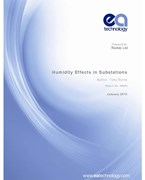 Whitepaper: Humidity effects in substations