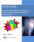 Whitepaper: Solutions for EMP/EMI protection in control rooms